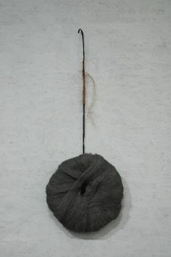 Harpooneer Steel Wool, Iron, Rope