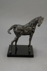 "The Colt 12"" x 10"" x 10"" Bronze Composite"